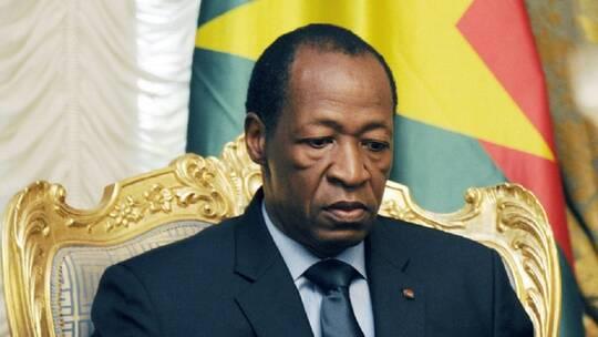 اتهام رئيس بوركينا فاسو السابق بقتل الزعيم توماس سانكارا