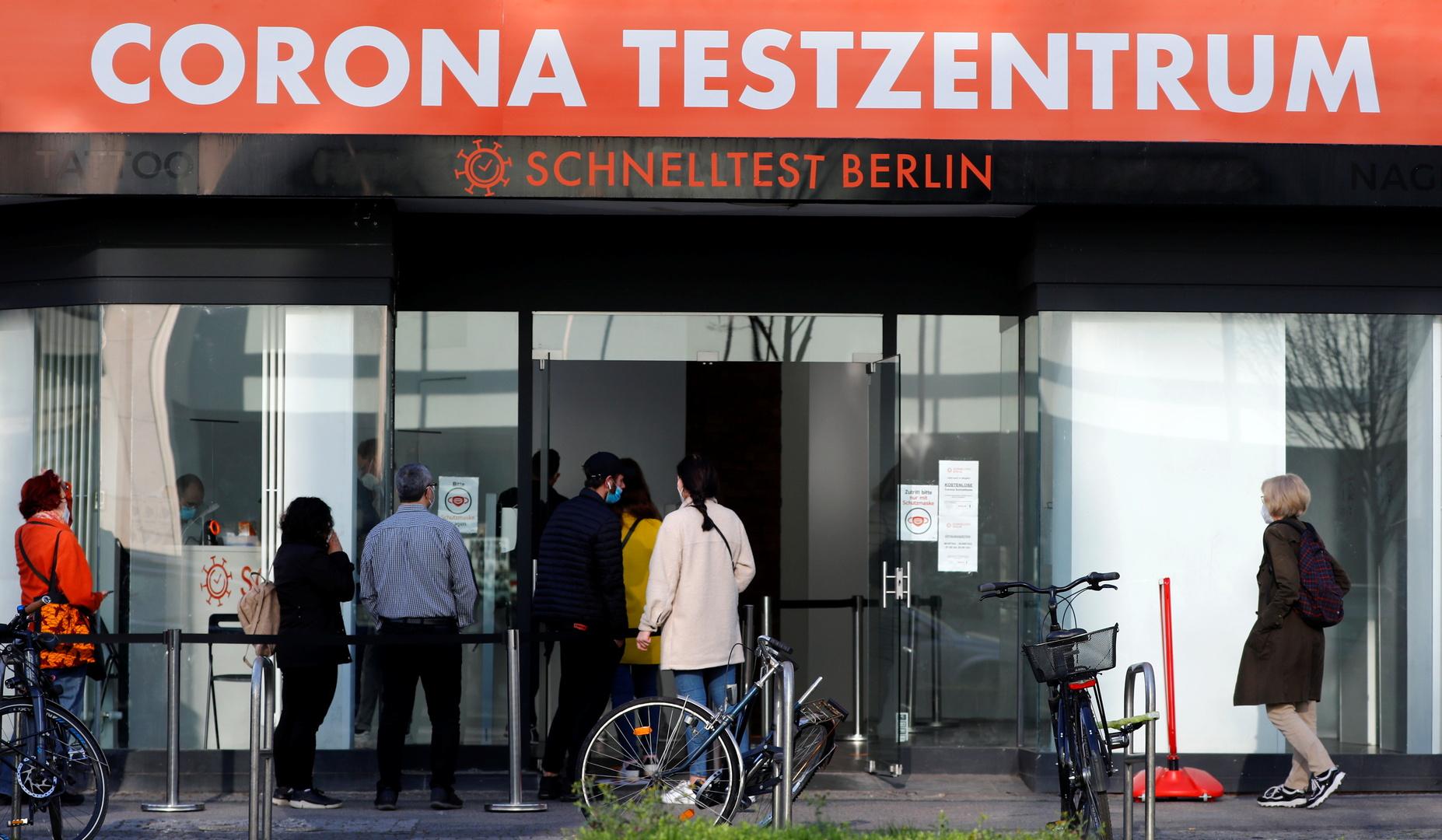 ألمانيا.. 24300 إصابة جديدة بفيروس كورونا