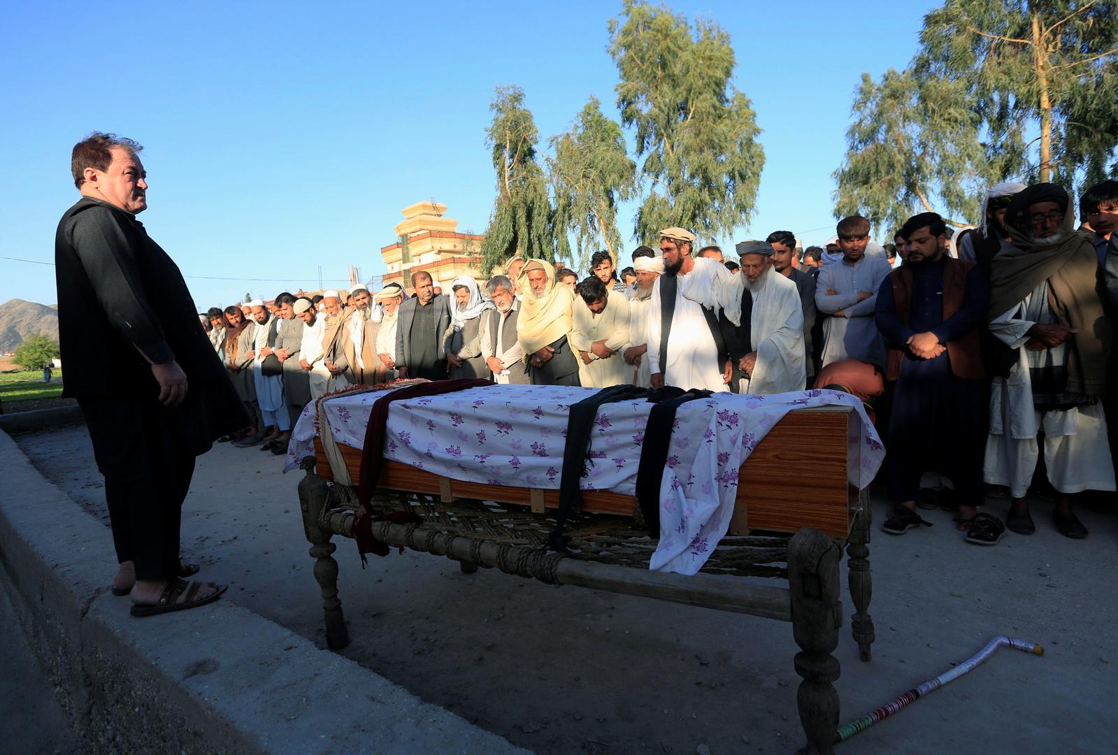 أفغانستان.. حملة التطعيم ضد شلل الأطفال تواجه أزمة بعد مقتل ثلاث موظفات