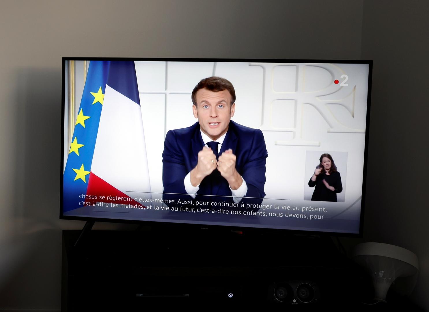 ماكرون في مرمى الانتقادات لتعامله مع أزمة كورونا.. فهل ستؤثر على مصيره في انتخابات 2022؟