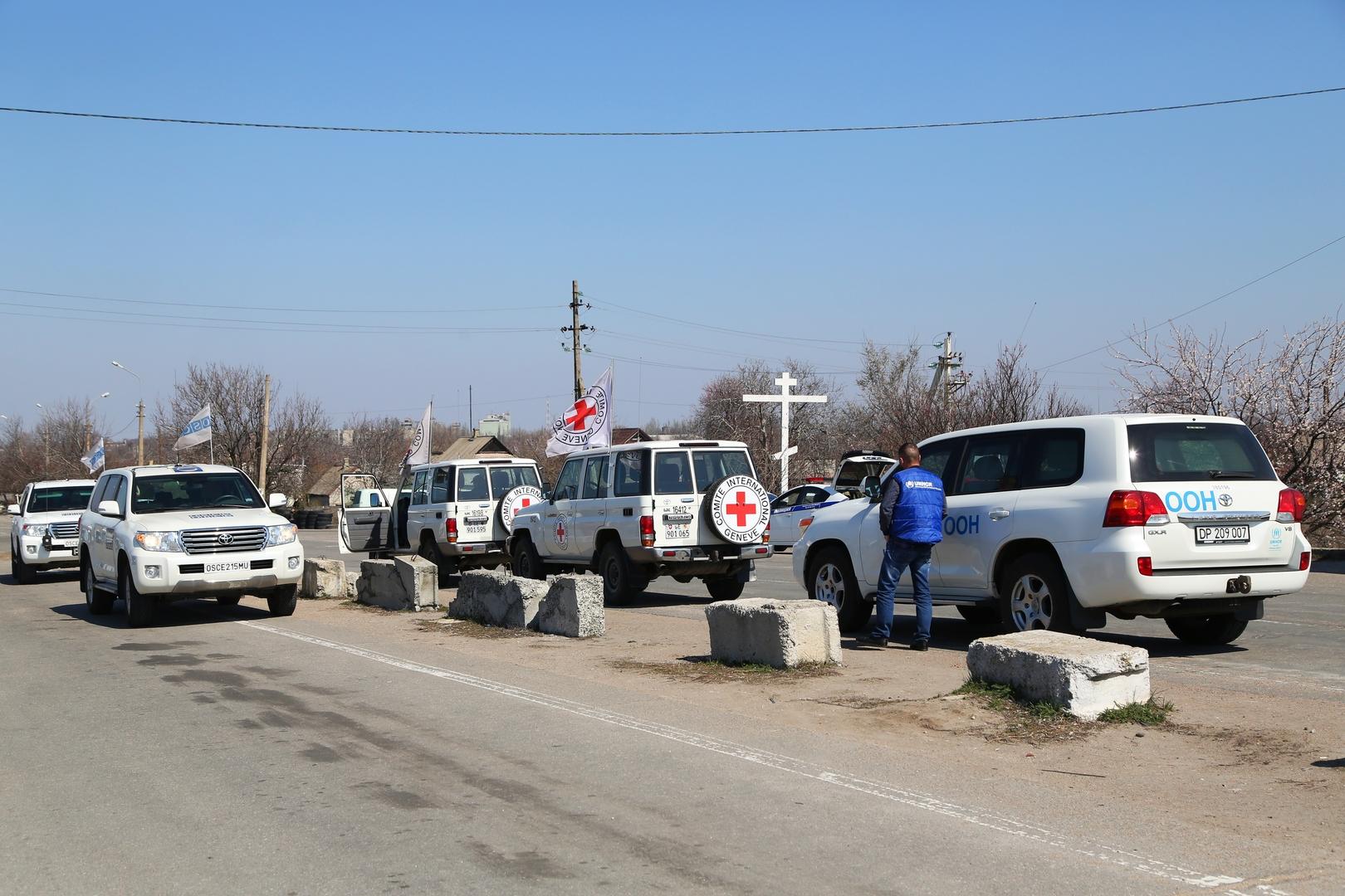 الخارجية الروسية: الأحاديث حول نزاع محتمل بين أوكرانيا وروسيا مزيفة