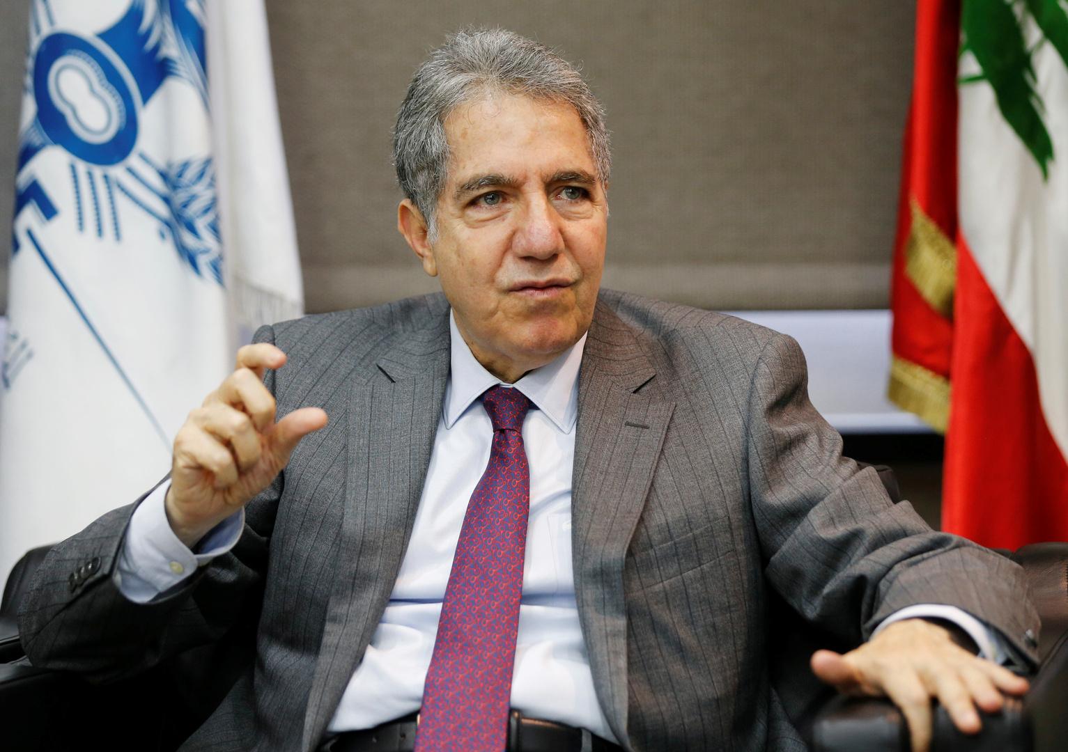 لبنان: المال المخصص لتمويل الواردات الأساسية سينفد بحلول نهاية مايو