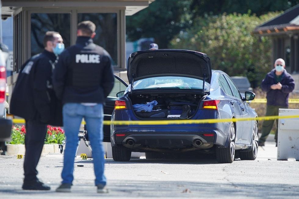 السلطات الأمريكية تكشف هوية منفذ الهجوم أمام مبنى الكابيتول