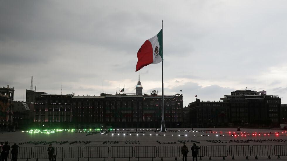 المكسيك تسجل 3089 إصابة و190 وفاة جديدة بفيروس كورونا