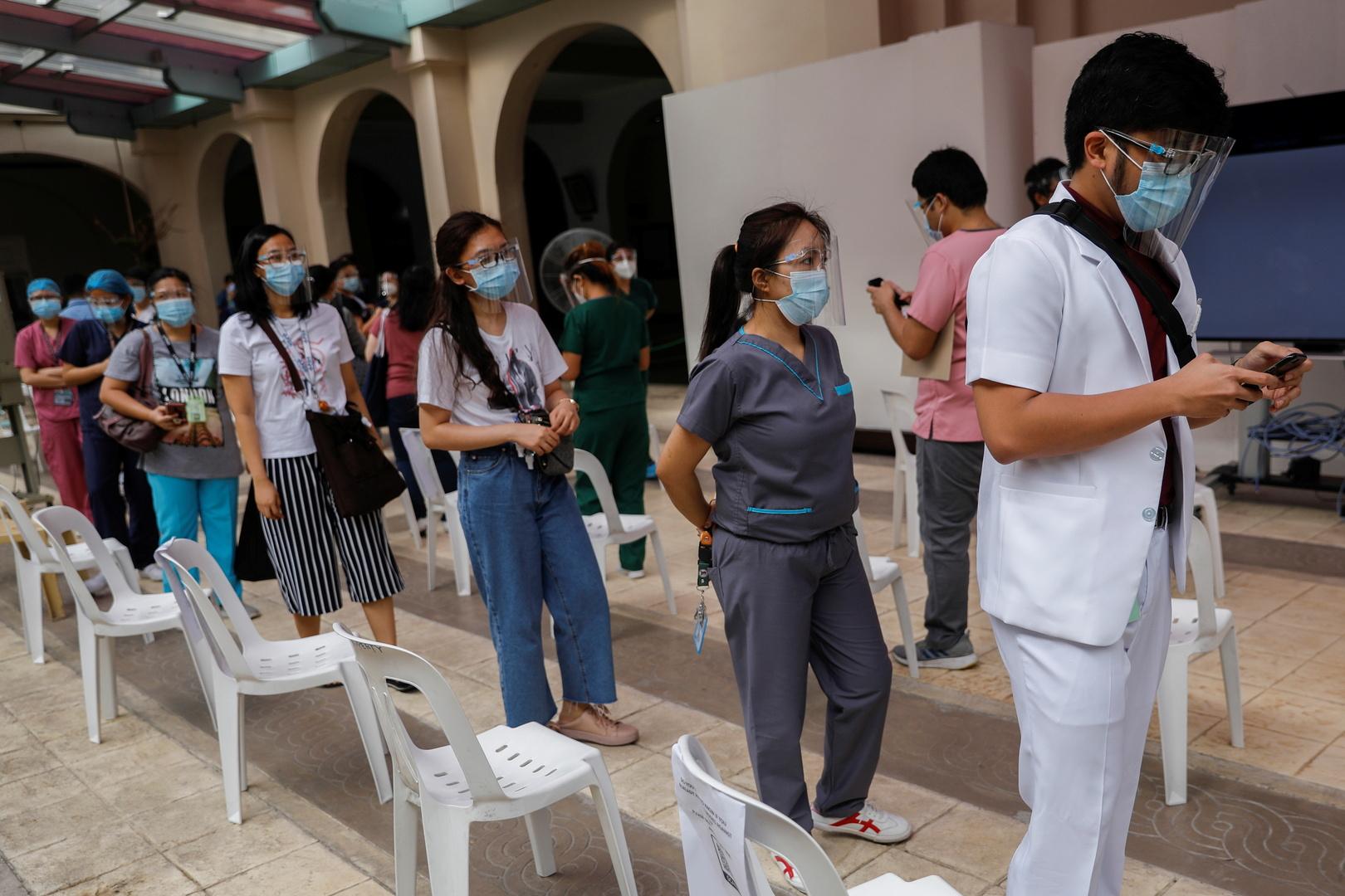 الفلبين.. تمديد الإغلاق في العاصمة والمحافظات المجاورة لمدة أسبوع لاحتواء كورونا