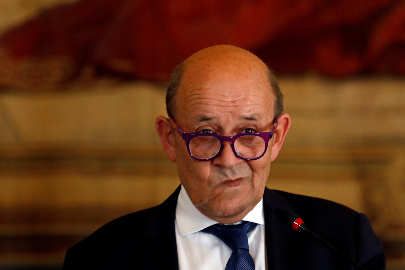 فرنسا تدعو إيران لاتخاذ موقف بناء قبيل استئناف المشاورات النووية في فيينا