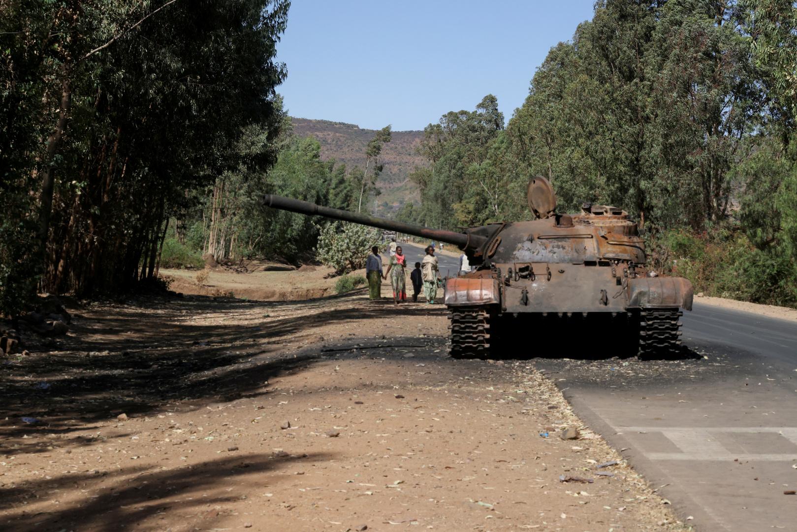 إثيوبيا تعلن بدء انسحاب القوات الإريترية من إقليم تيغراي