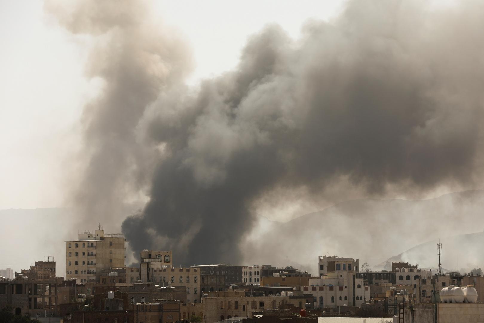 هجوم بقذائف الهاون استهدف مقر التحالف العربي في محافظة شبوة شرق اليمن