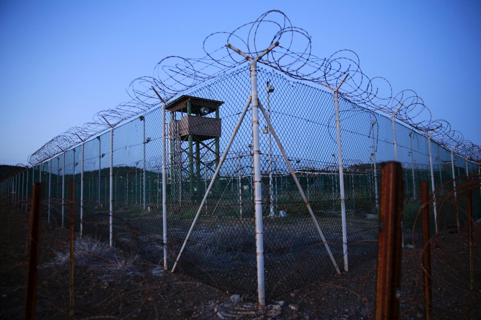 الجيش الأمريكي يغلق منشأة سرية في معتقل غوانتانامو