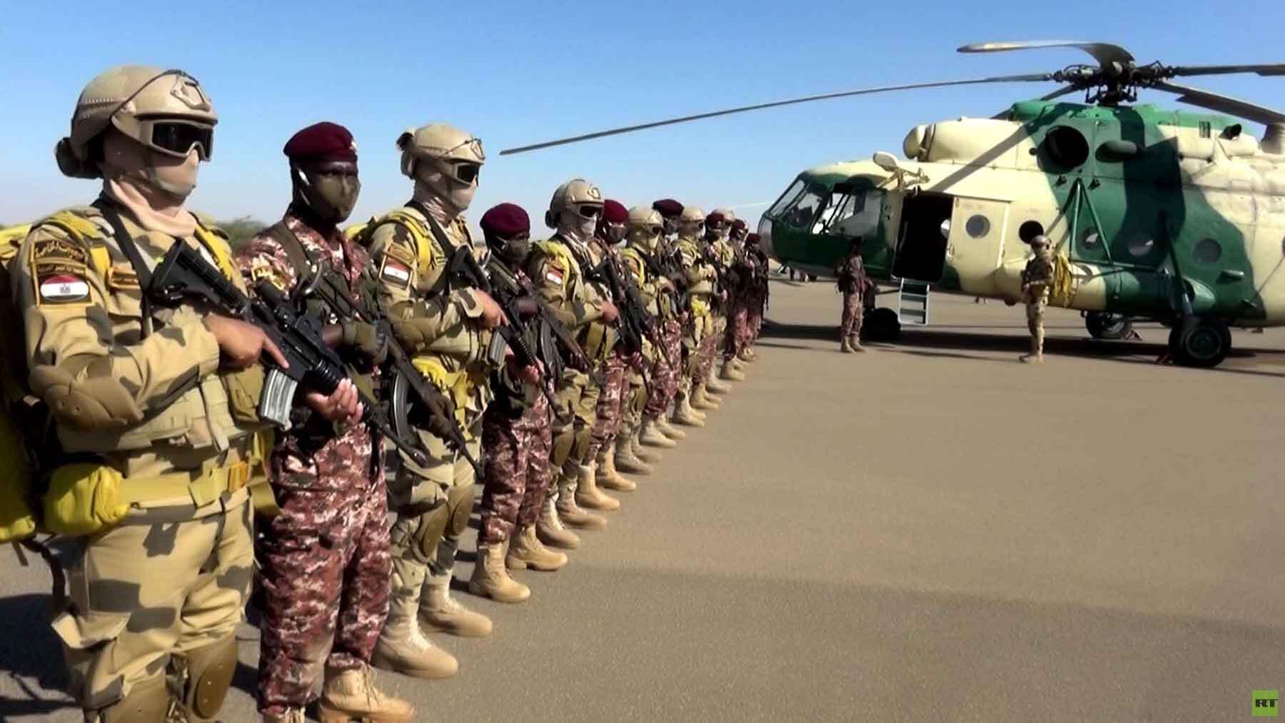 القوات المصرية والسودانية تنهي تدريبا لسلاح الجو يتضمن مهام الاعتراض وتنفيذ هجمات