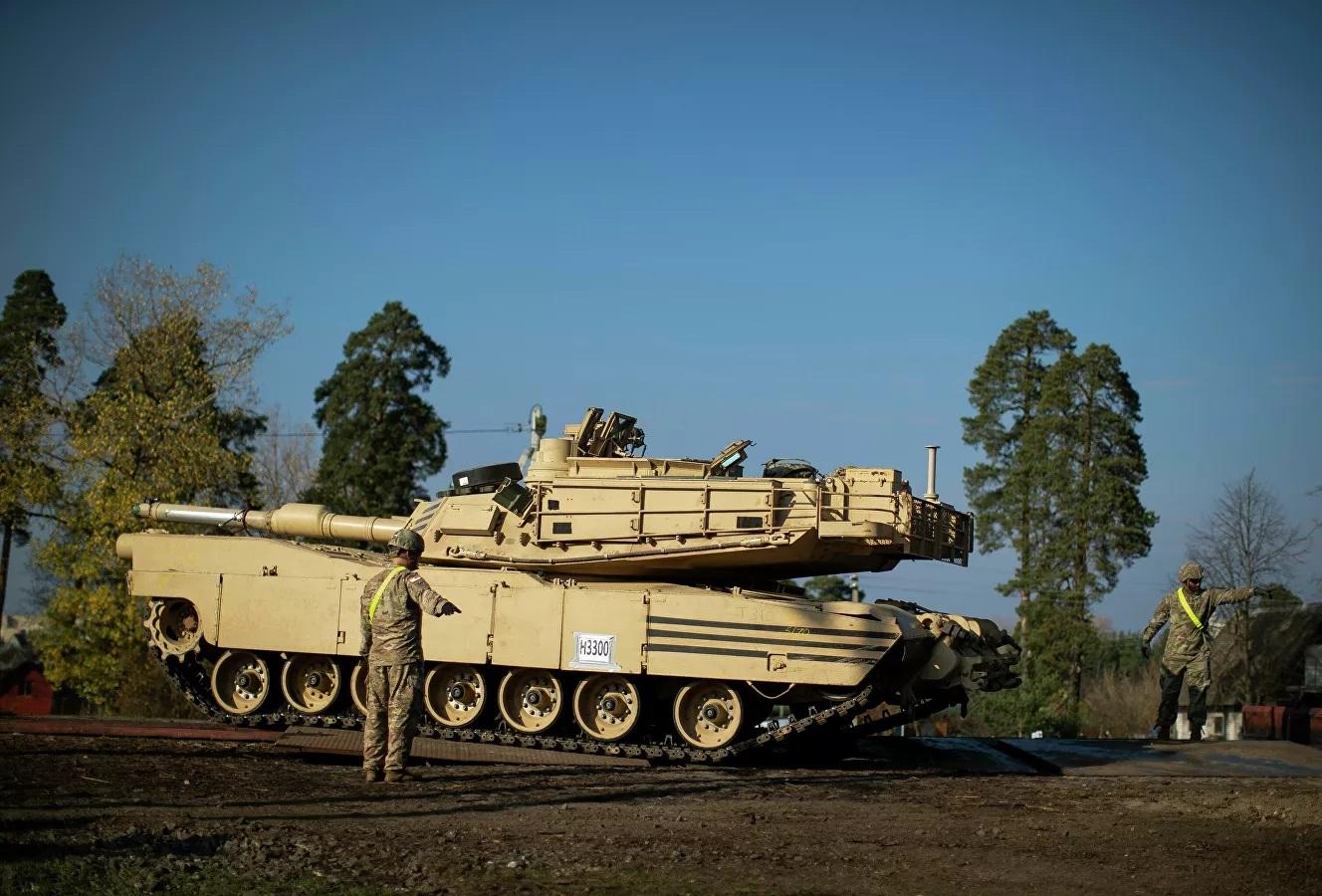 انطلاق تدريبات عسكرية بمشاركة دول الناتو في لاتفيا