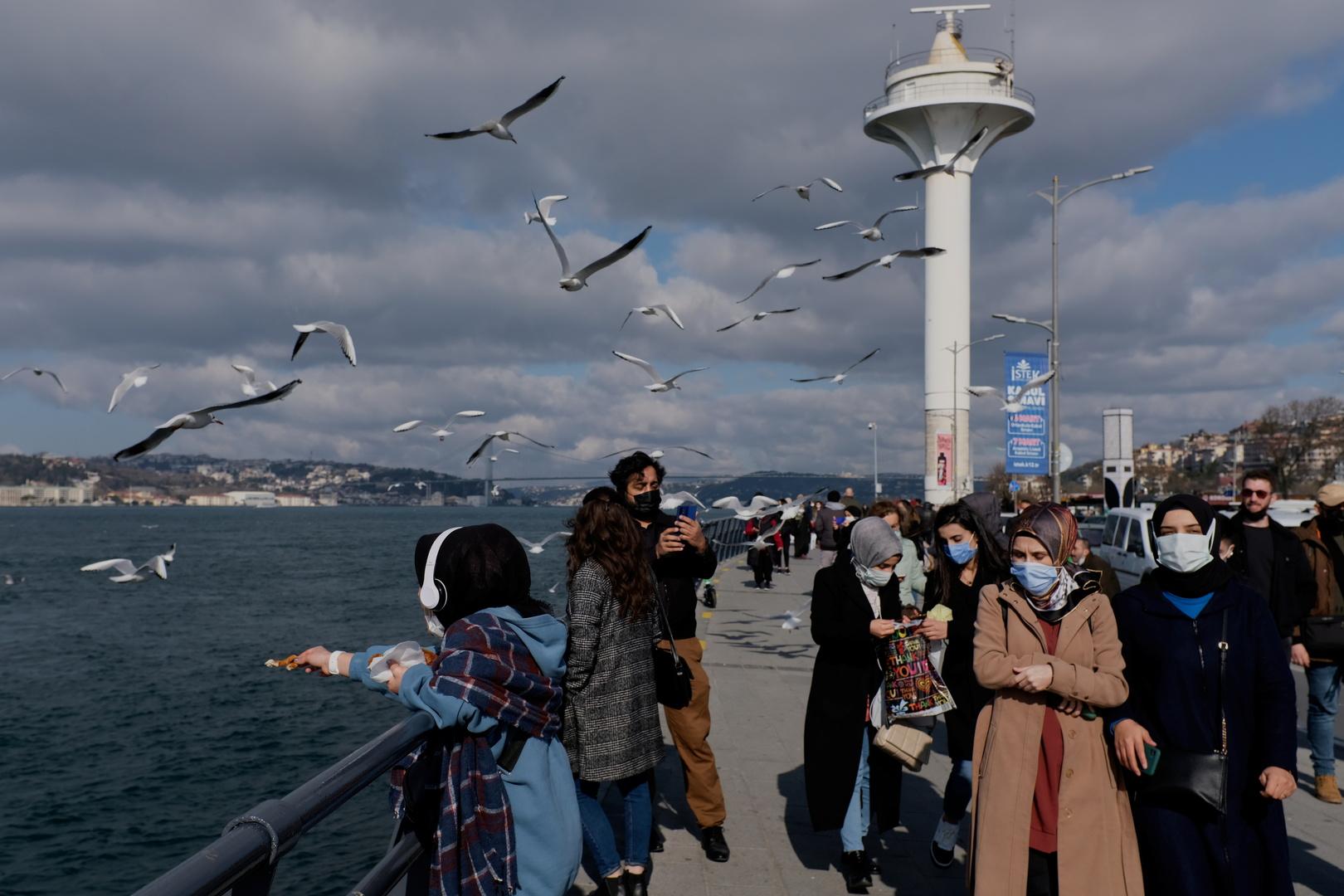 تركيا.. 193 وفاة و42 ألفا و551 إصابة بكورونا