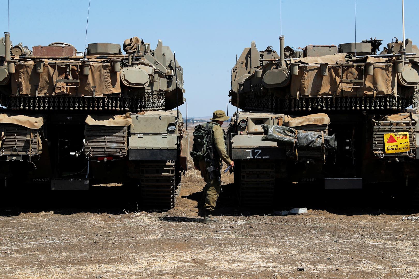 بالفيديو.. الجيش الإسرائيلي يكشف عن مهمة سرية نفذها في سوريا