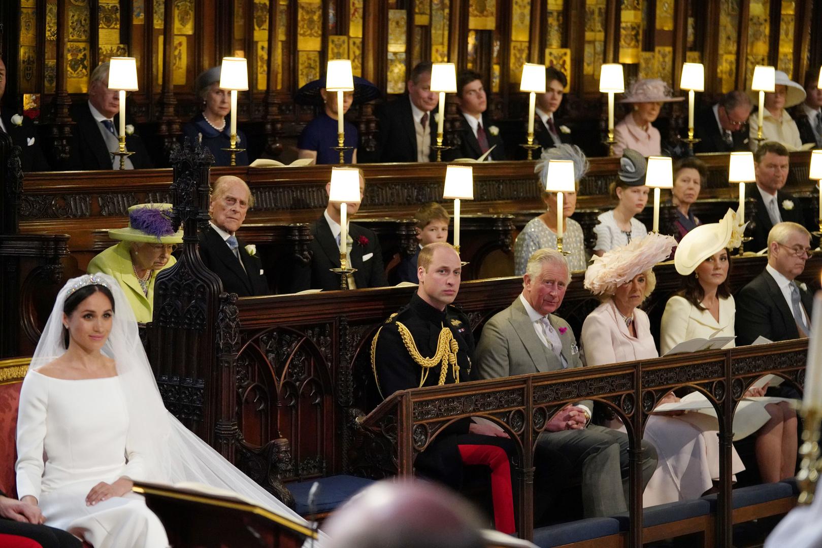 الملكة إليزابيث تسمح لميغان مواصلة مسيرتها التمثيلية