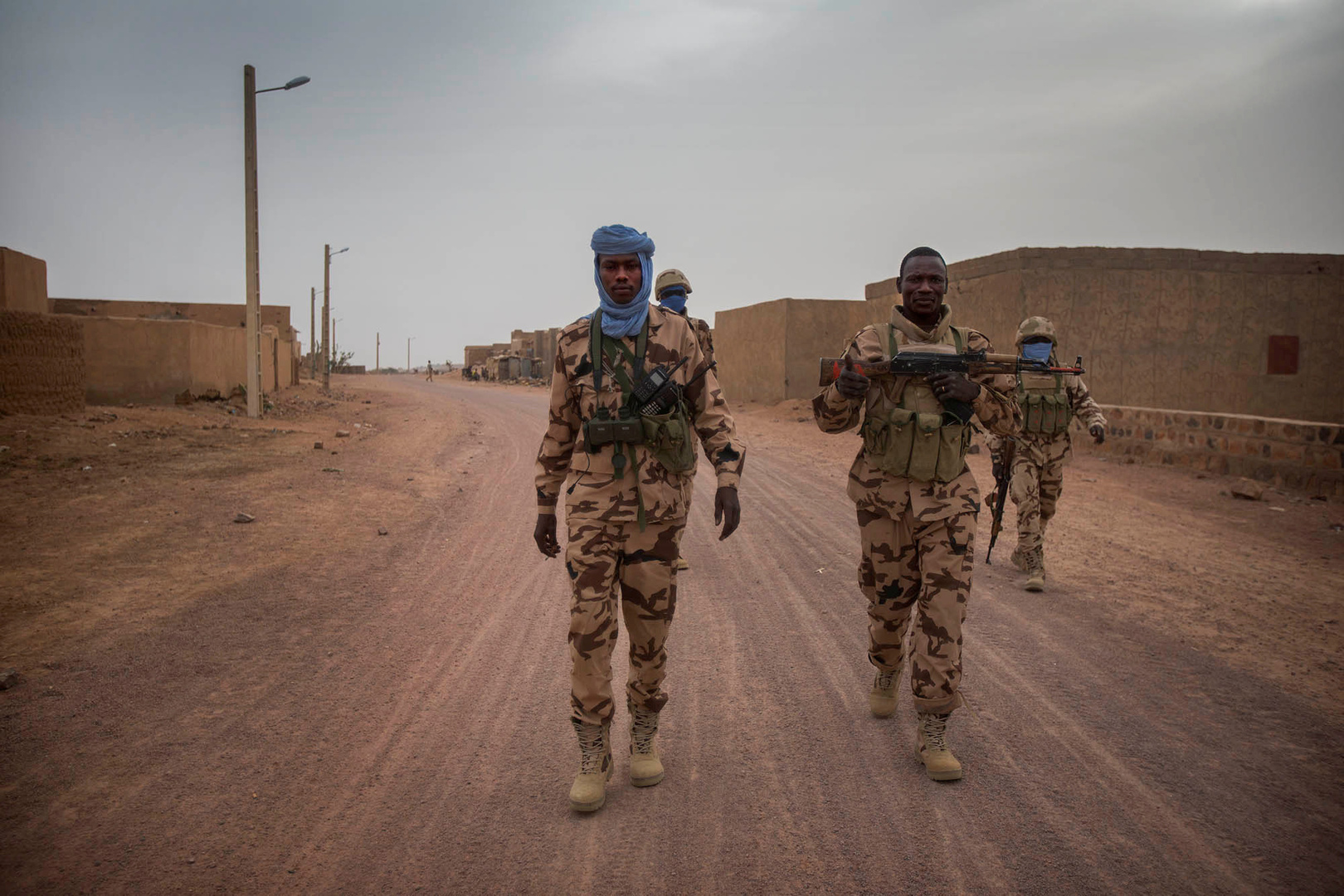 بعثة الأمم المتحدة في مالي: مقتل 40 إرهابيا بينهم قيادي على يد قوات حفظ السلام