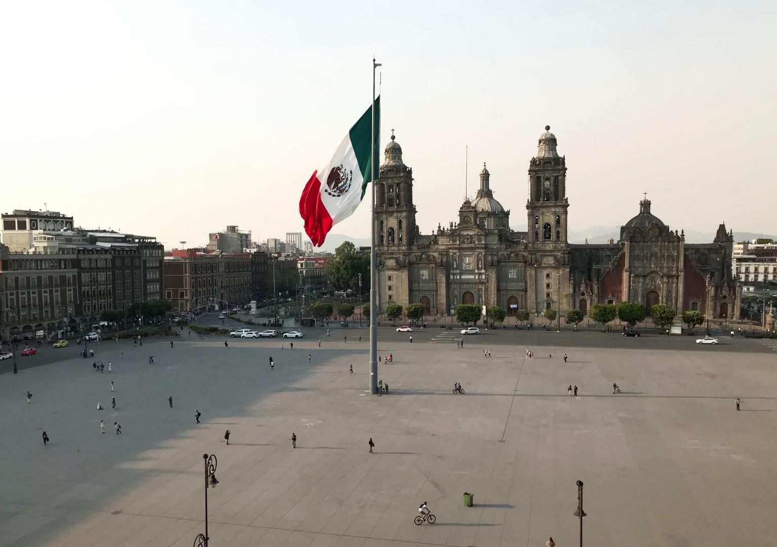 ارتفاع وفيات كورونا في المكسيك إلى 204399 حالة