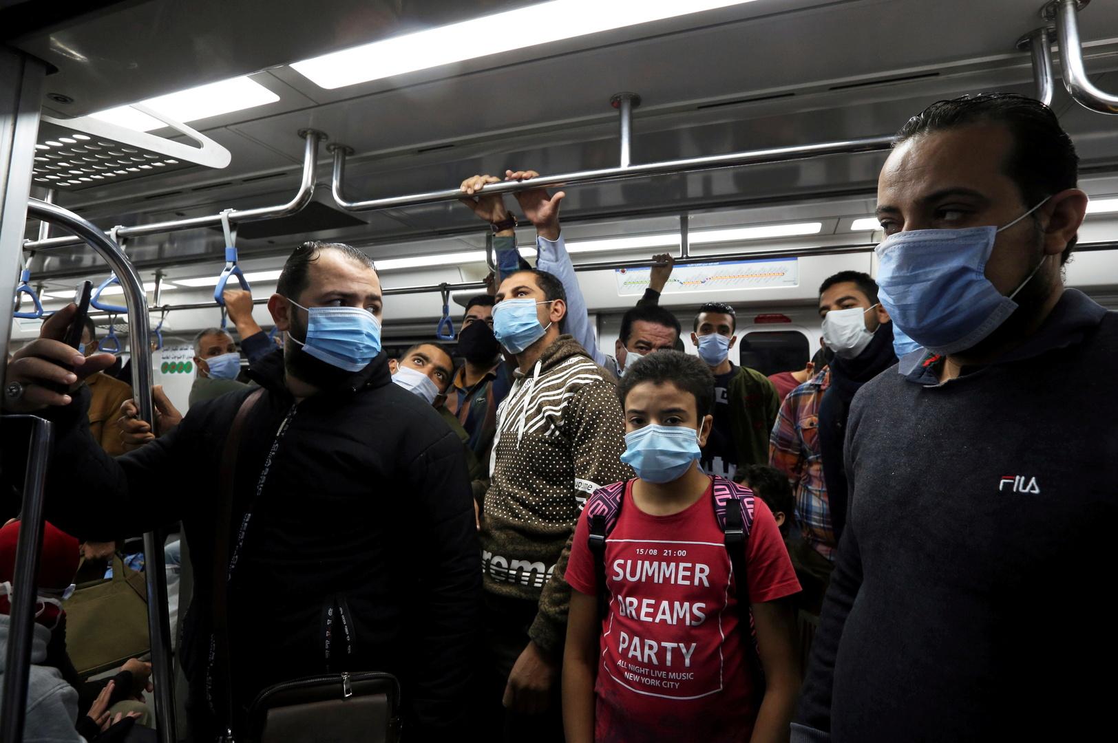 مصر..47 وفاة و767 إصابة جديدة بفيروس كورونا