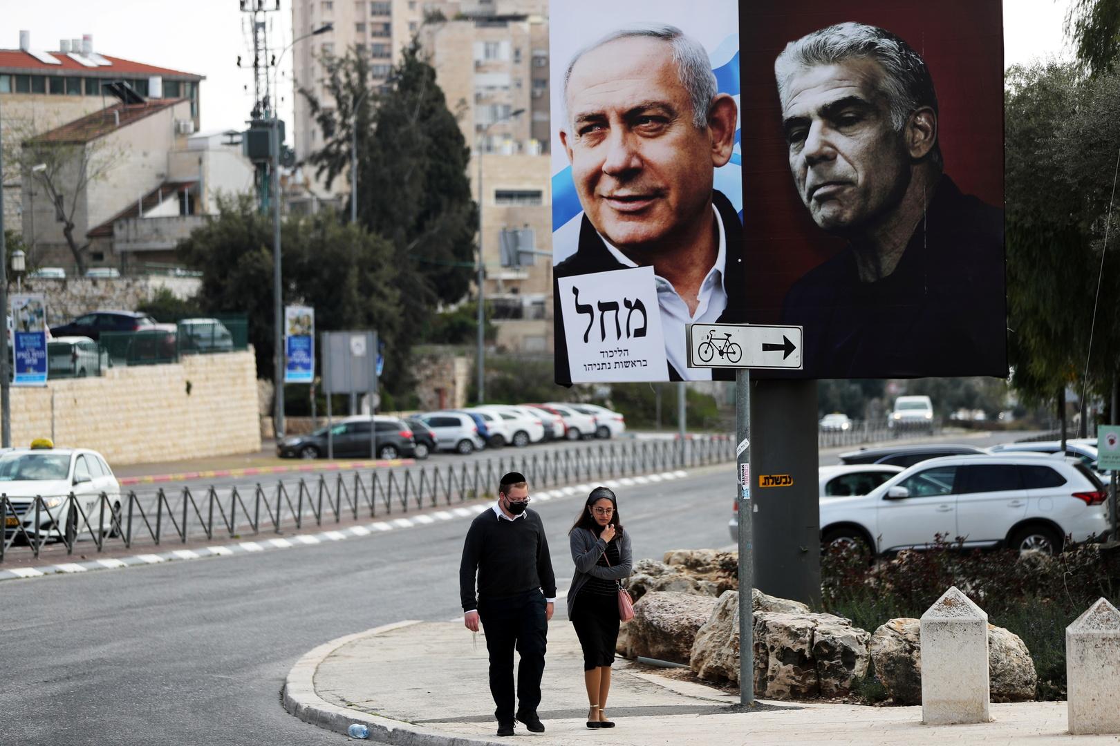 الرئيس الإسرائيلي يسمي رئيس الوزراء المكلف بتشكيل الحكومة الثلاثاء