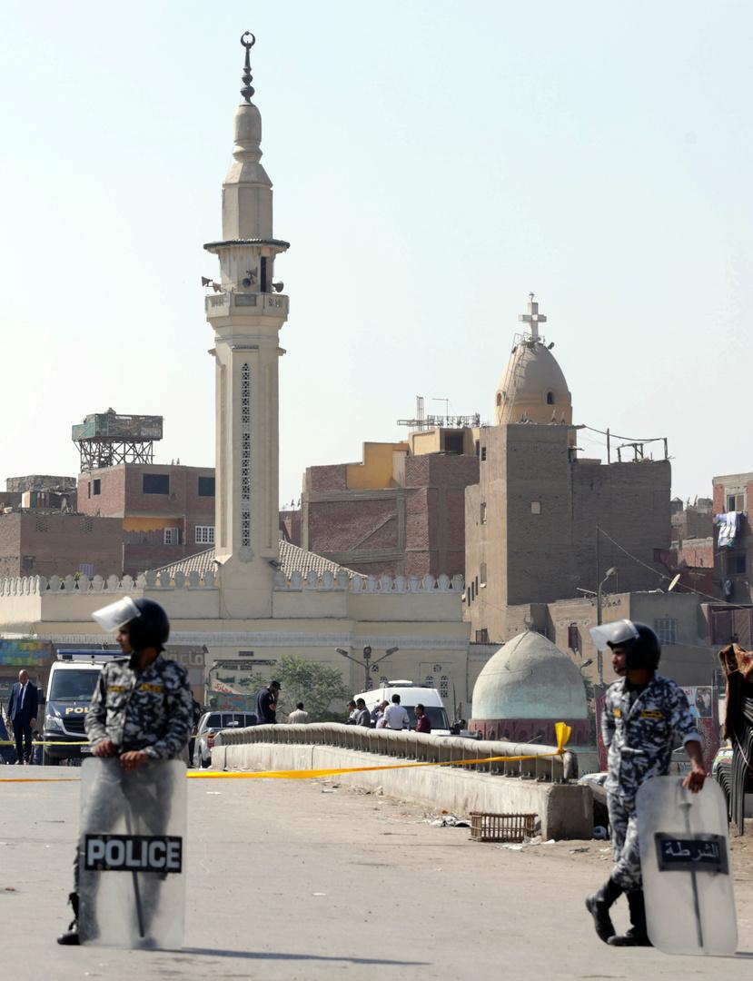 مجهولون ينبشون قبر ممرضة مصرية متوفية بكورونا ويحرقون جثتها
