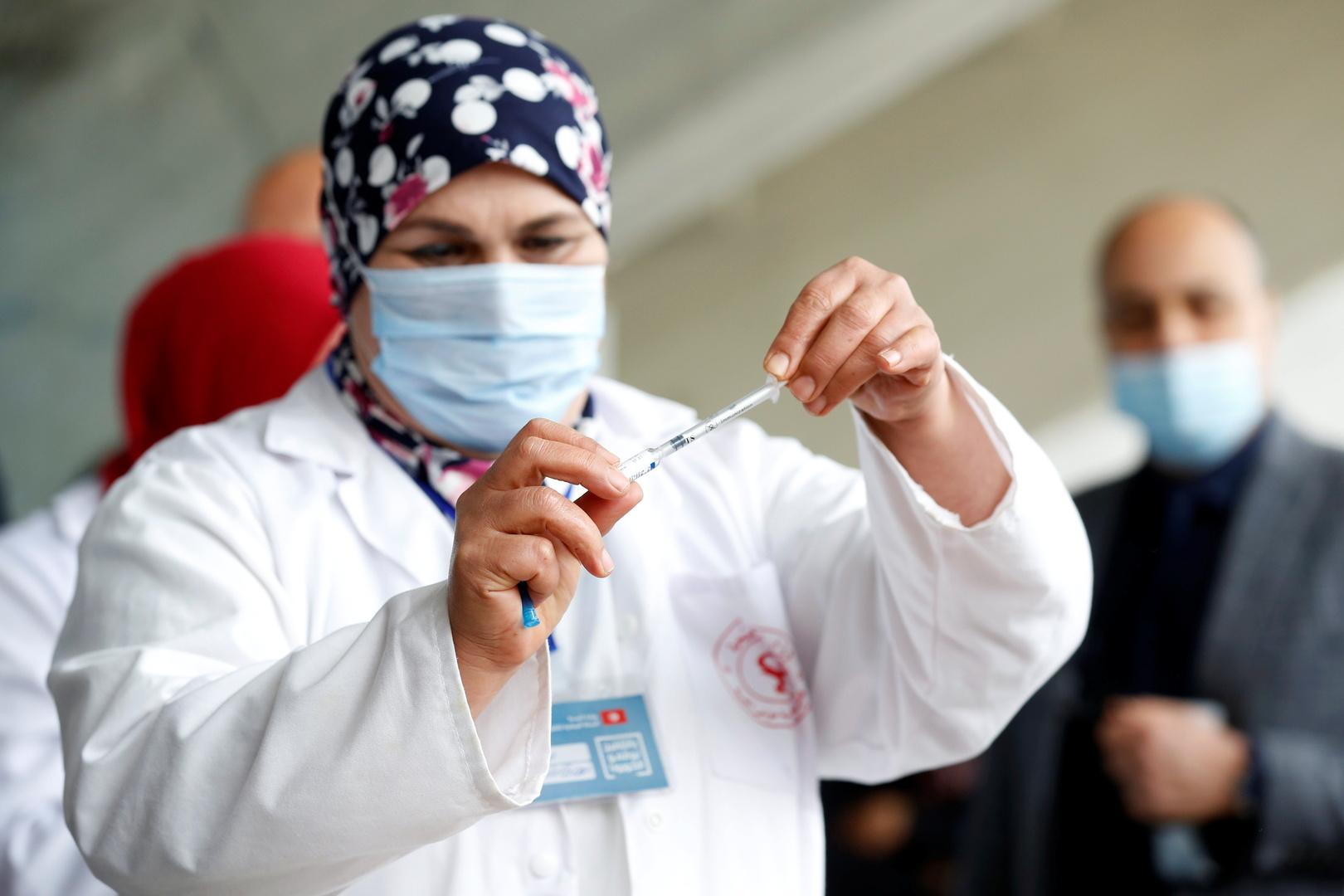 تونس تسجل 28 وفاة و1133 إصابة جديدة بفيروس كورونا