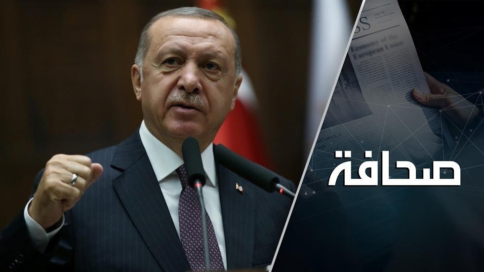 الرئيس أردوغان يكشف مؤامرة المتقاعدين