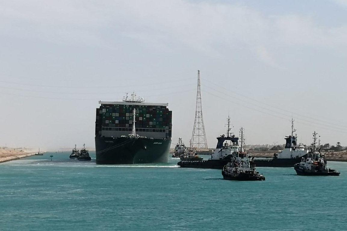 رئيس هيئة قناة السويس يعلن تفاصيل حول الصندوق الأسود للسفينة البنمية