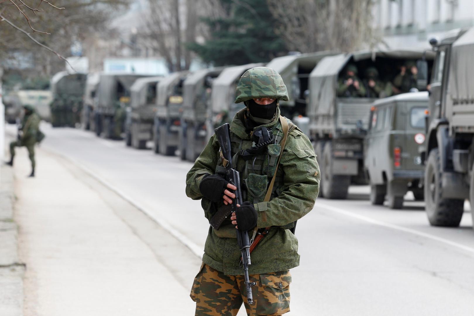 وزارة الدفاع الروسية تعلن بدء تدريبات عسكرية للتأكد من الجاهزية القتالية للقوات المسلحة
