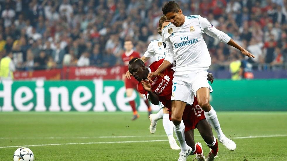 ريال مدريد يعلن إصابة فاران بفيروس كورونا قبل ساعات من مواجهة ليفربول بدوري الأبطال