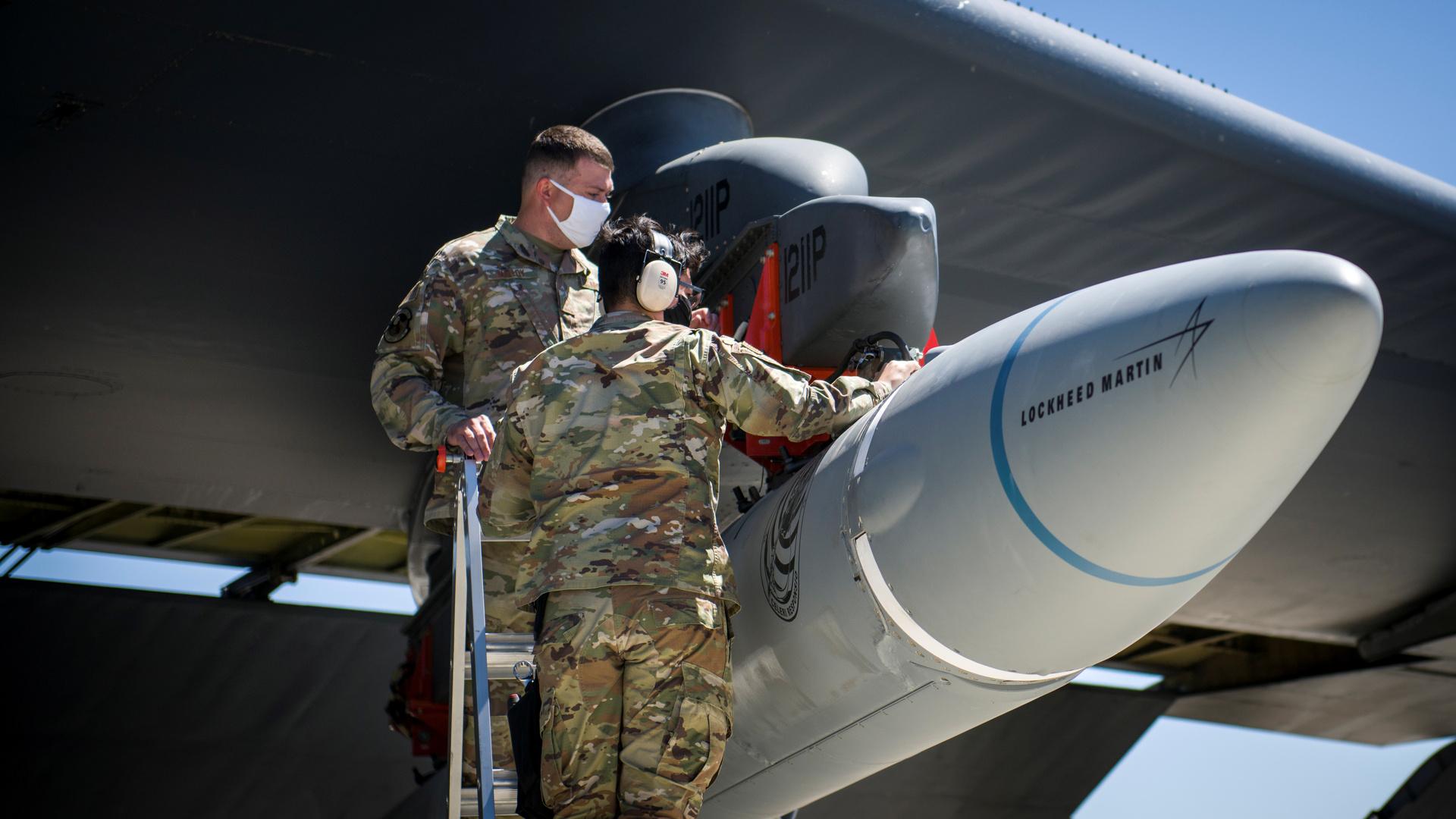 القوات الجوية الأمريكية تقر بفشل اختبار صاروخها فرط الصوتي في 5 أبريل