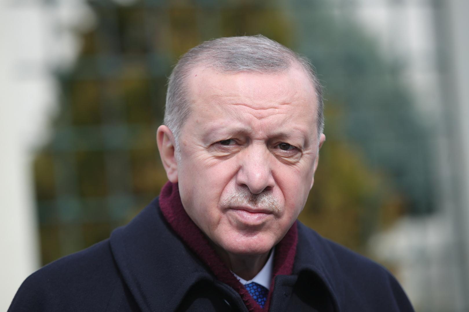 تركيا: اجتماع أردوغان مع المسؤولين الأوربيين كان إيجابيا