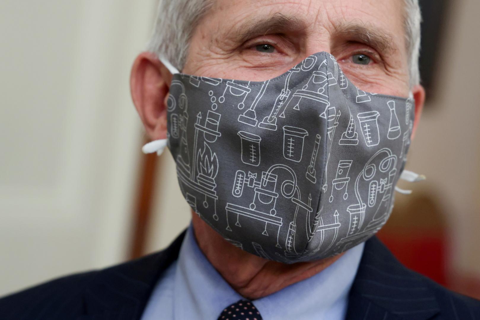 فاوتشي يستبعد انتشار موجة رابعة من وباء كورونا في الولايات المتحدة
