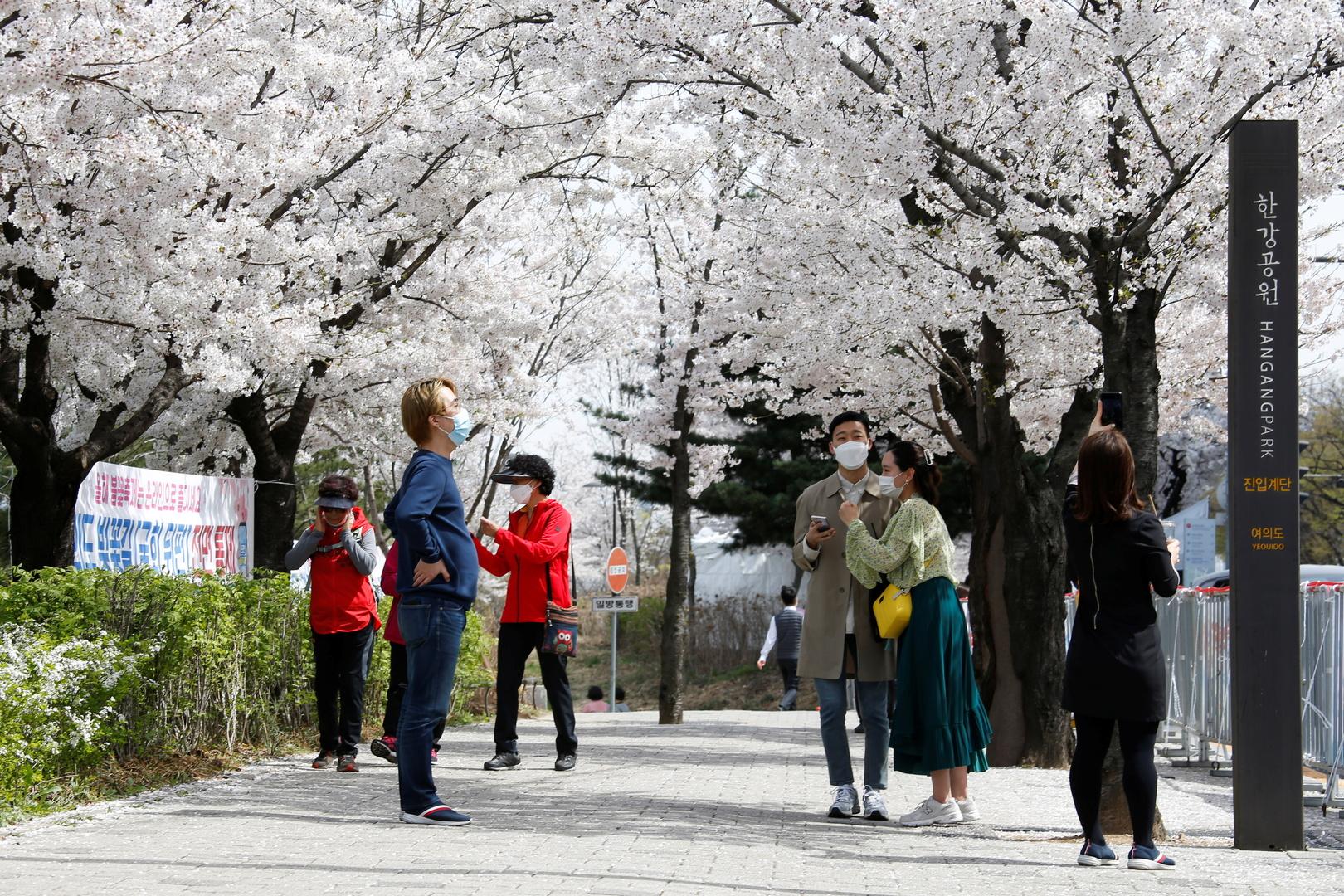 كوريا الجنوبية تسجل أكبر حصيلة للإصابات اليومية بفيروس كورونا منذ 3 أشهر