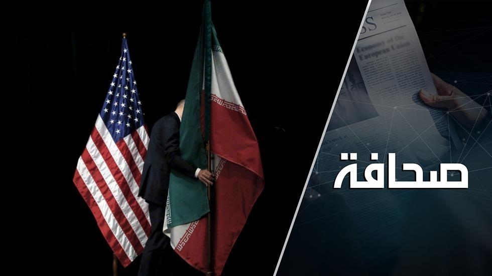 إيران أعادت الولايات المتحدة إلى المفاوضات حول
