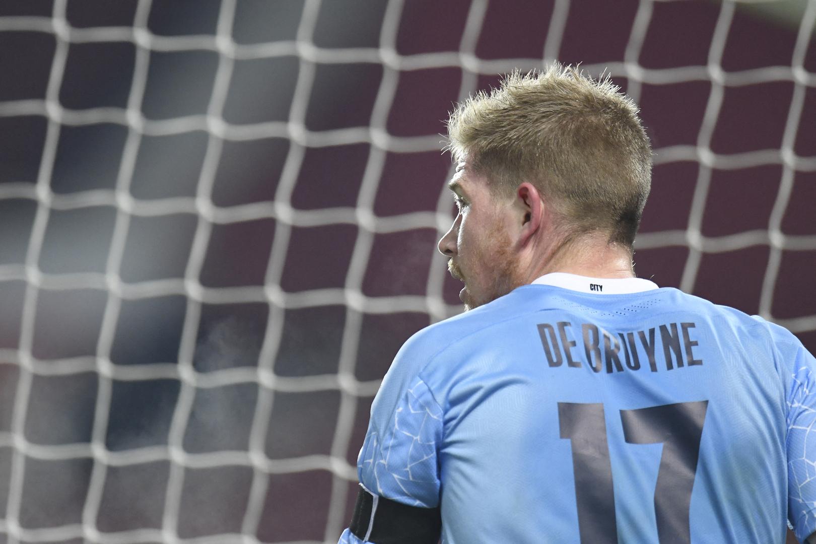 دي بروين يجدد عقده مع مانشستر سيتي حتى العام 2025