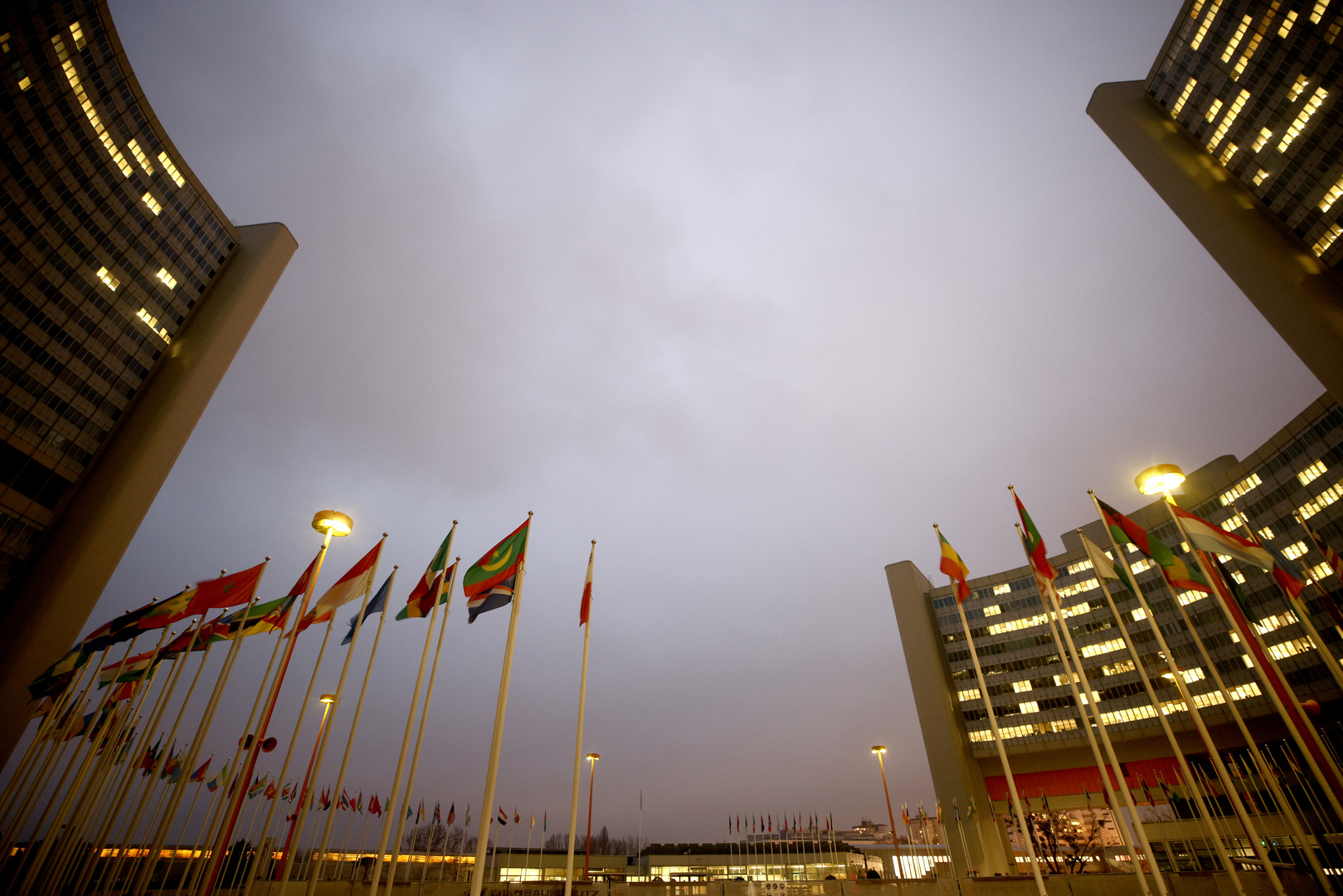 مفاوضات روسية-أمريكية في فيينا بشأن إحياء اتفاق إيران النووي