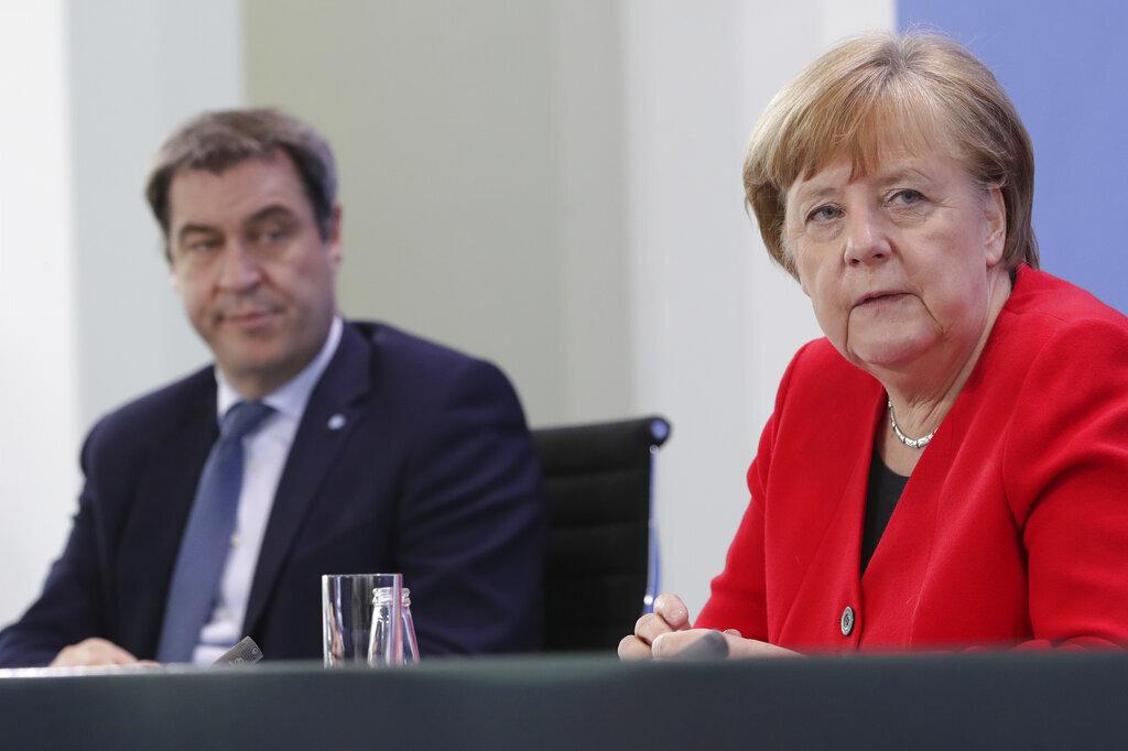 ميركل تؤيد إغلاقا عاما لفترة قصيرة في أنحاء ألمانيا