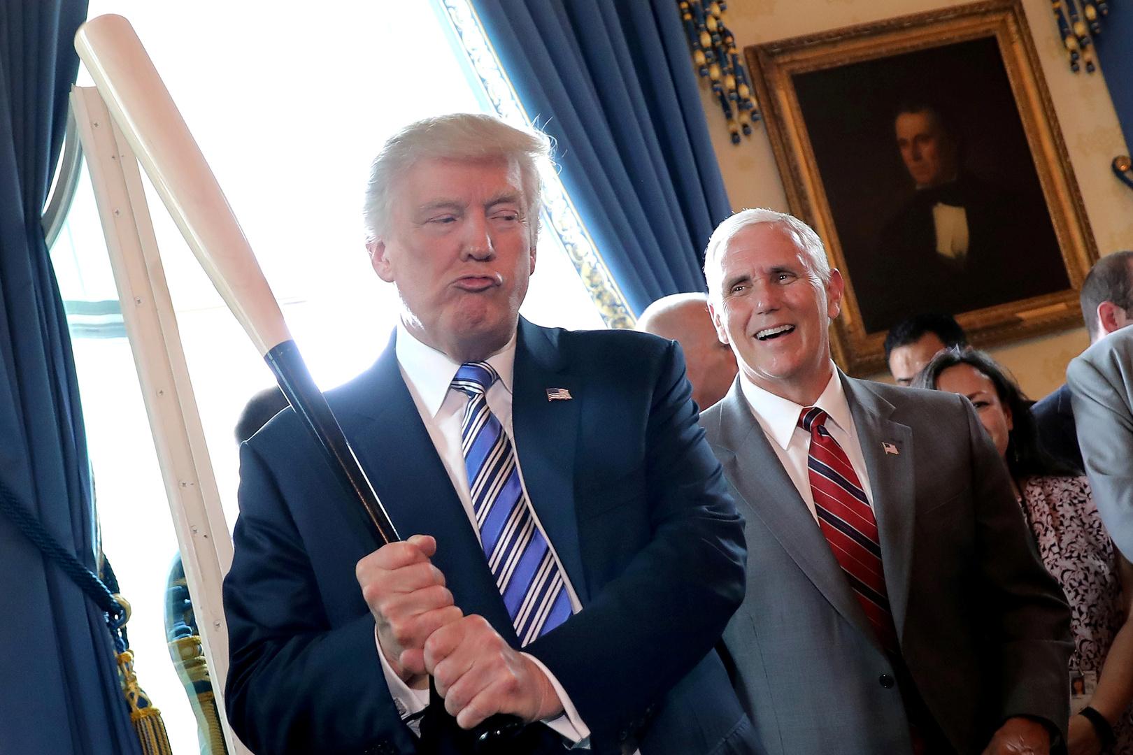 بينس يطلق مبادرة جديدة لحماية أجندة ترامب من سياسات بايدن