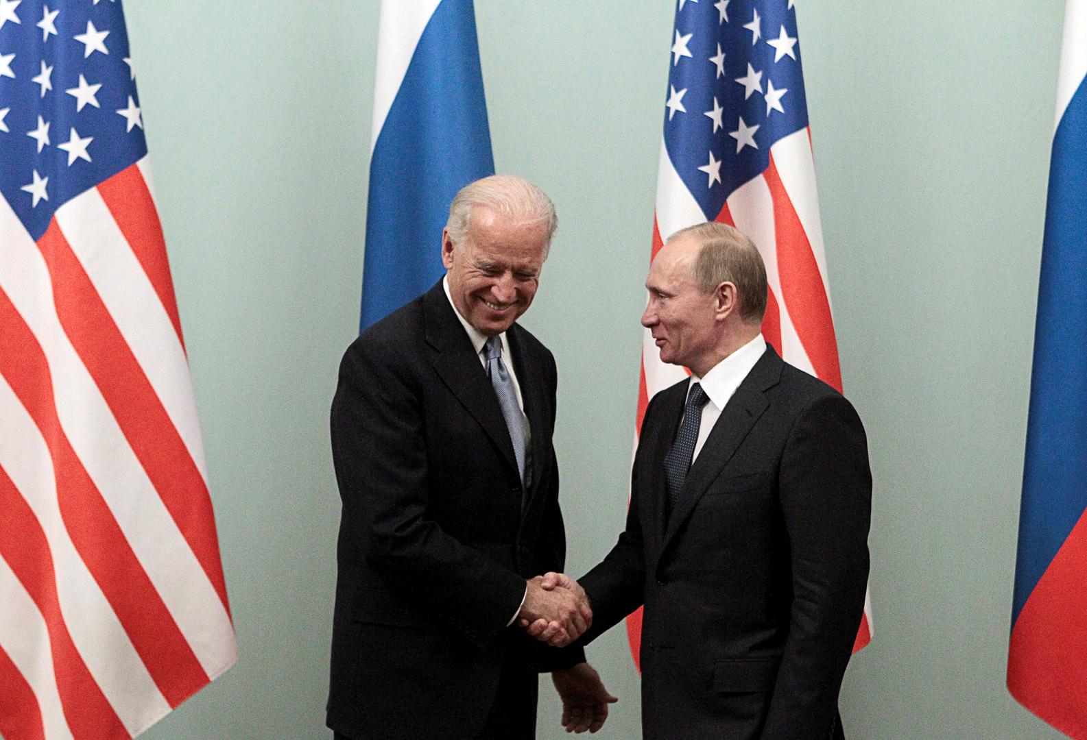 مجلس الأمن الروسي: الكرملين لا ينتظر اعتذارا من بايدن عن تصريحه حول بوتين