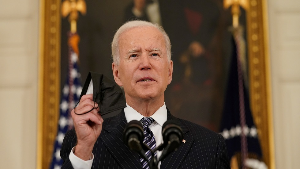 واشنطن: بايدن أكد في مكالمة مع ملك الأردن على دعم بلاده لحل الدولتين في النزاع الفلسطيني الإسرائيلي