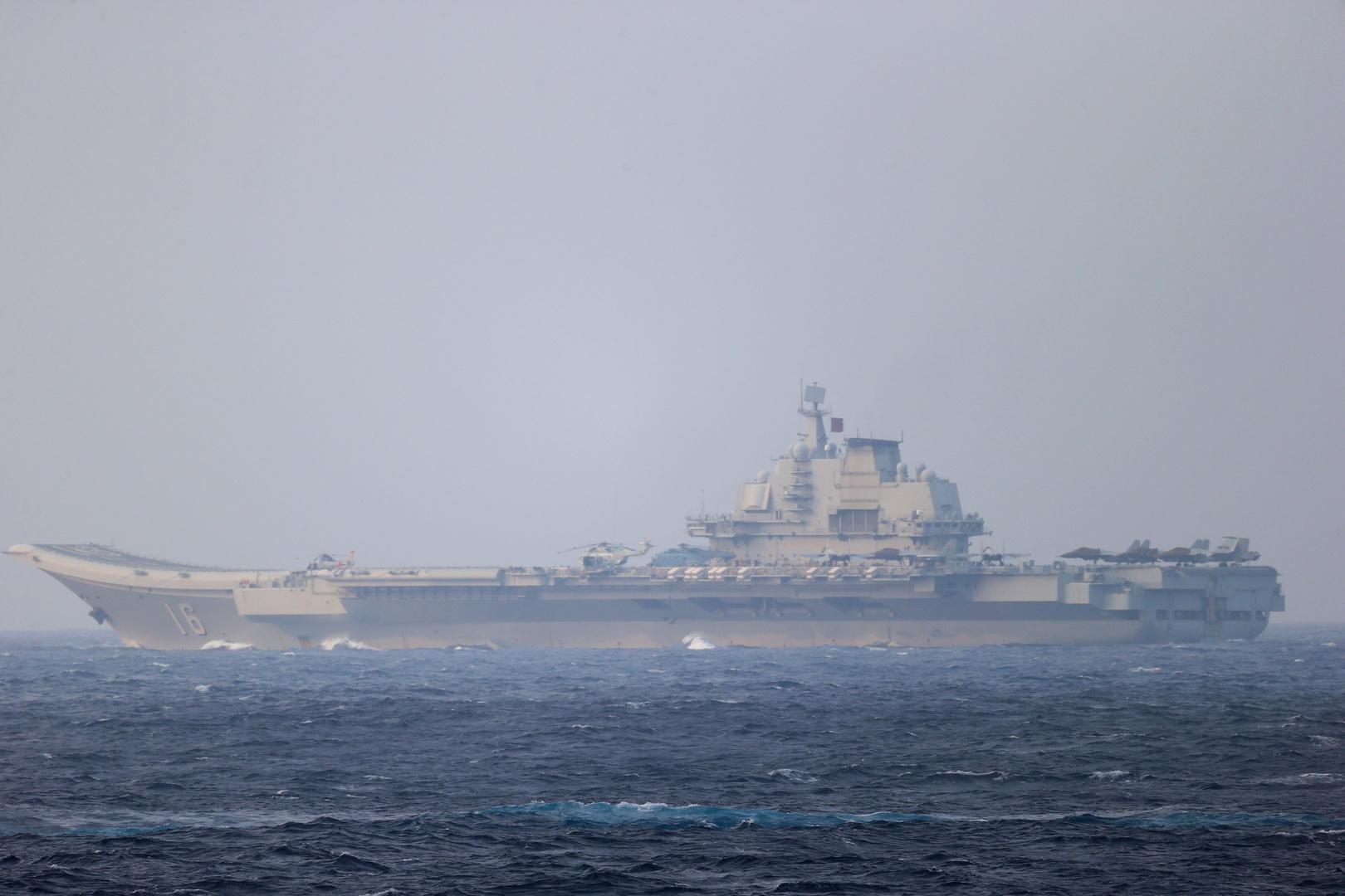 الولايات المتحدة قلقة إزاء النشاط العسكري الصيني حول تايوان
