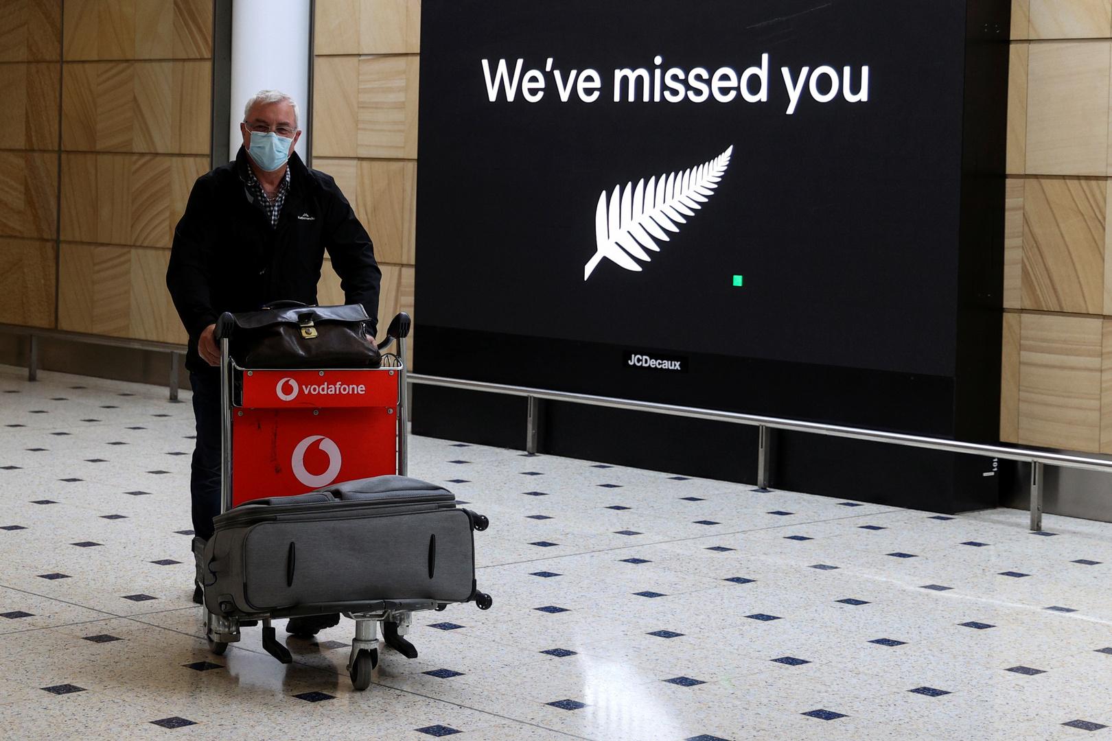 نيوزيلندا تمنع دخول القادمين من الهند بسبب كوفيد-19