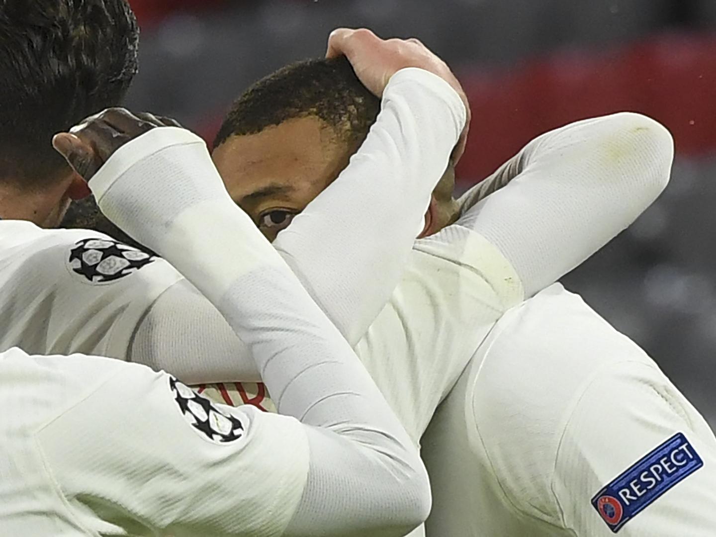 مبابي يحقق رقما قياسيا في دوري أبطال أوروبا