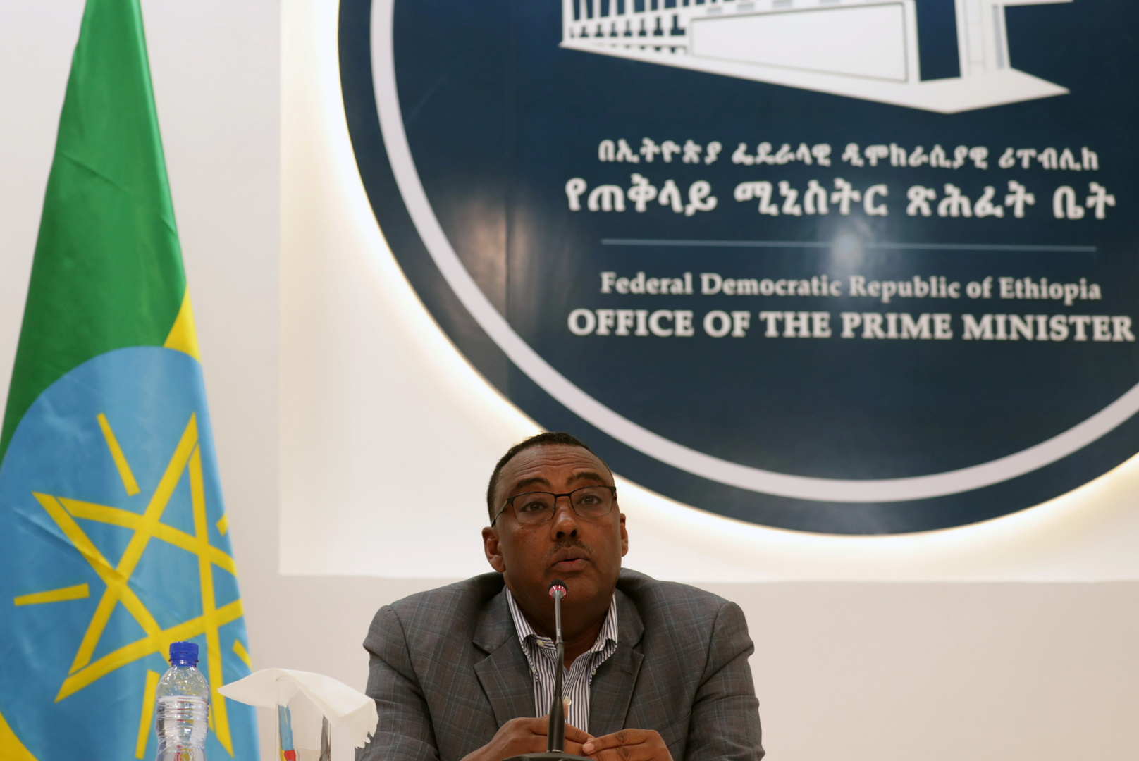 إثيوبيا تبلغ واشنطن تمسكها بالرعاية الإفريقية لمفاوضات سد النهضة