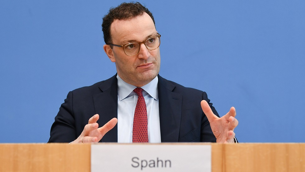 وزير الصحة الألماني: مستعدون لمباحثات ثنائية مع موسكو لشراء