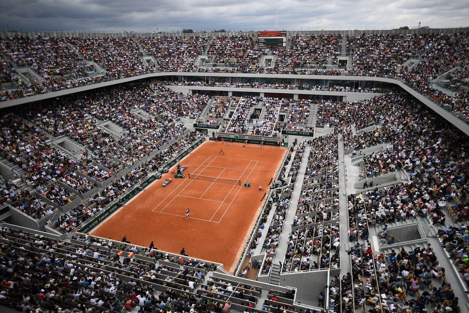 رسميا.. تأجيل بطولة فرنسا المفتوحة للتنس