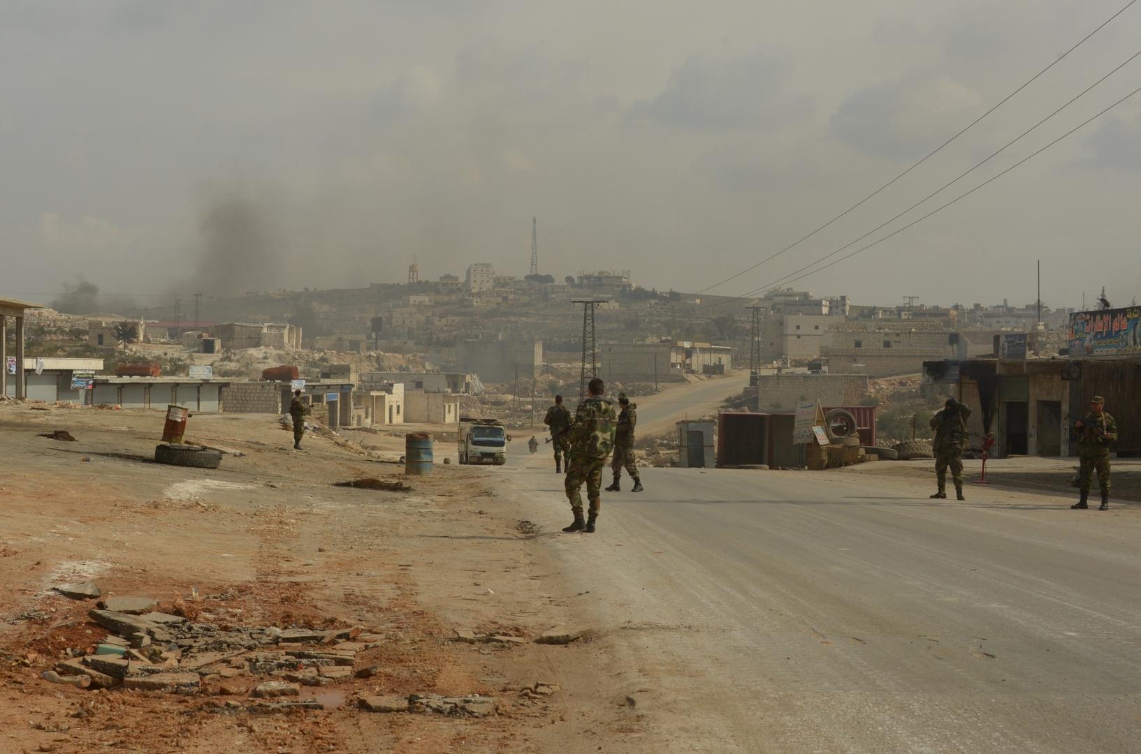 تركيا.. مصادر أمنية تنفي استهداف الجيش مدنيين شمالي سوريا