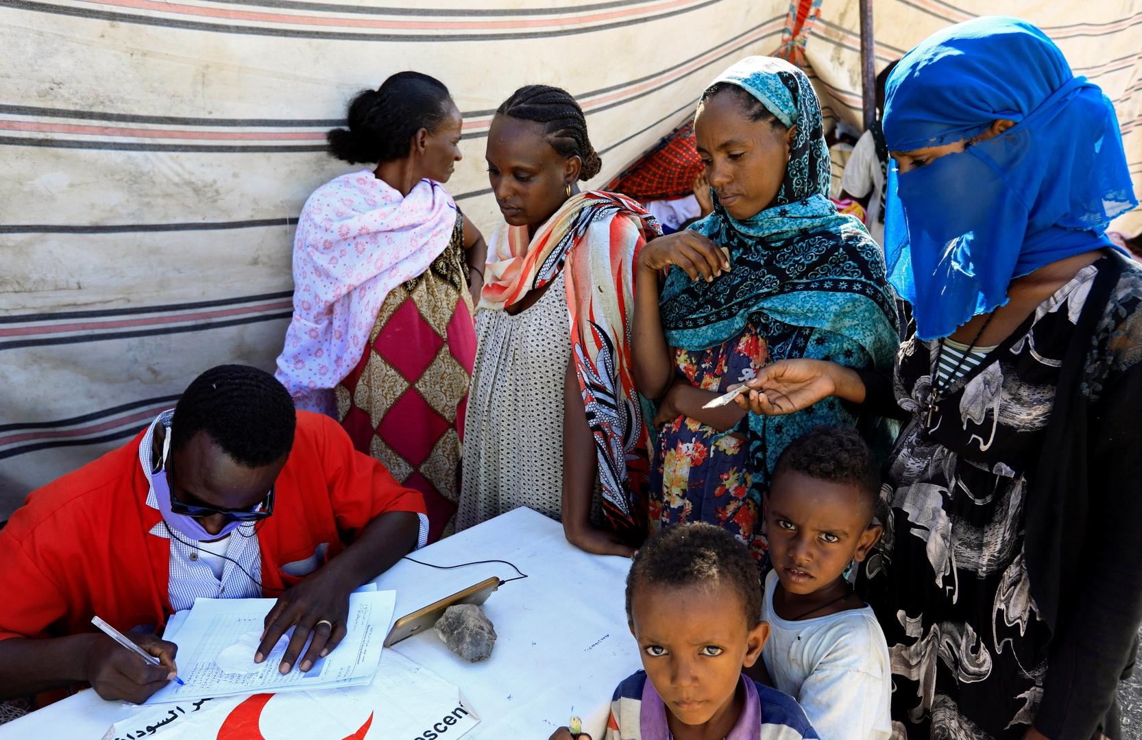 لاجئون إثيوبيون في السودان، أرشيف