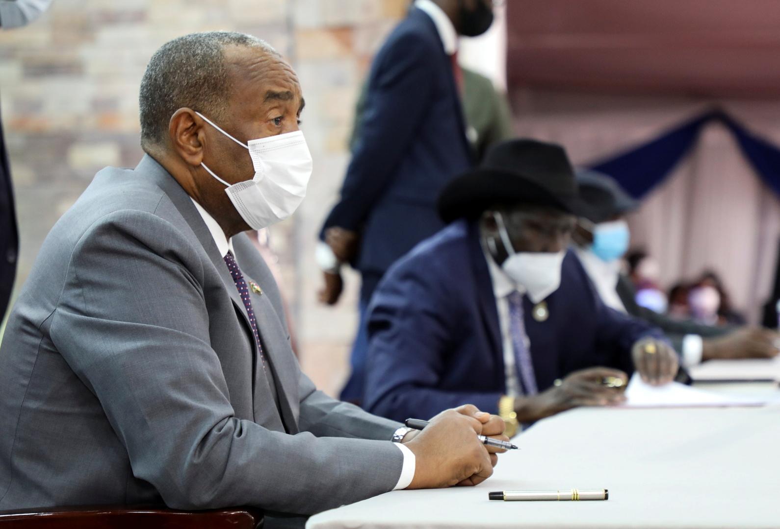 عبد الفتاح برهان رئيس المجلس السيادي السوداني، صورة من الأرشيف
