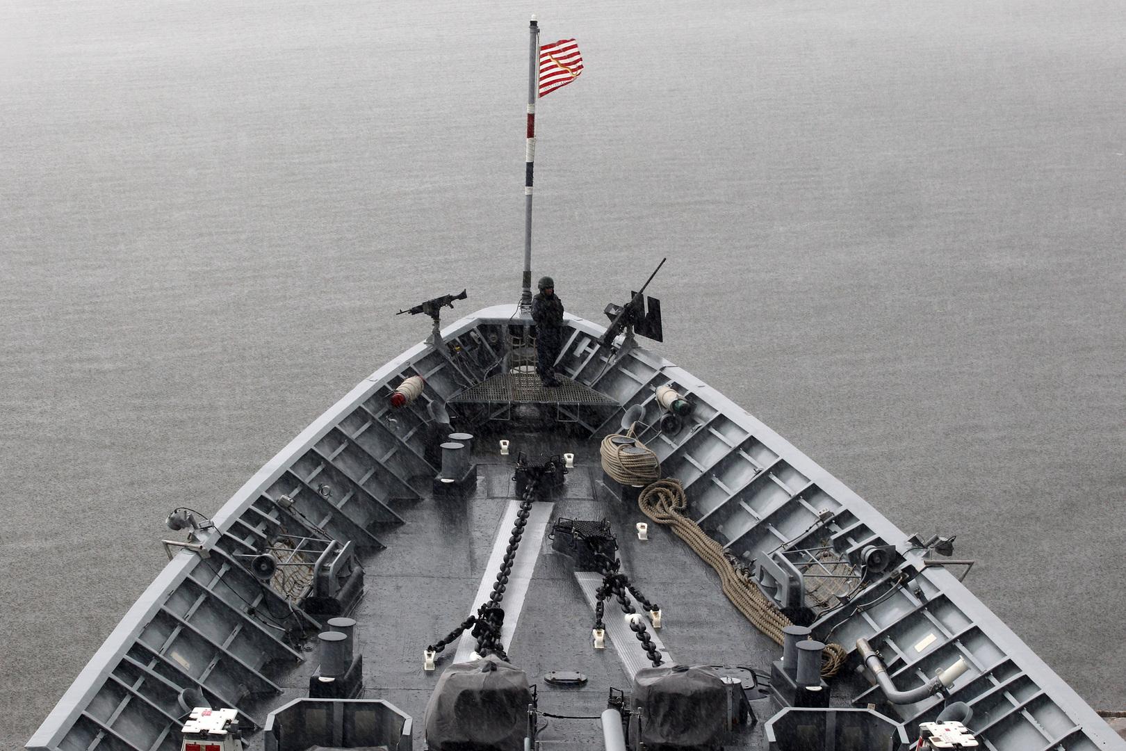 وسائل إعلام: الولايات المتحدة قد ترسل سفنا حربية إلى البحر الأسود