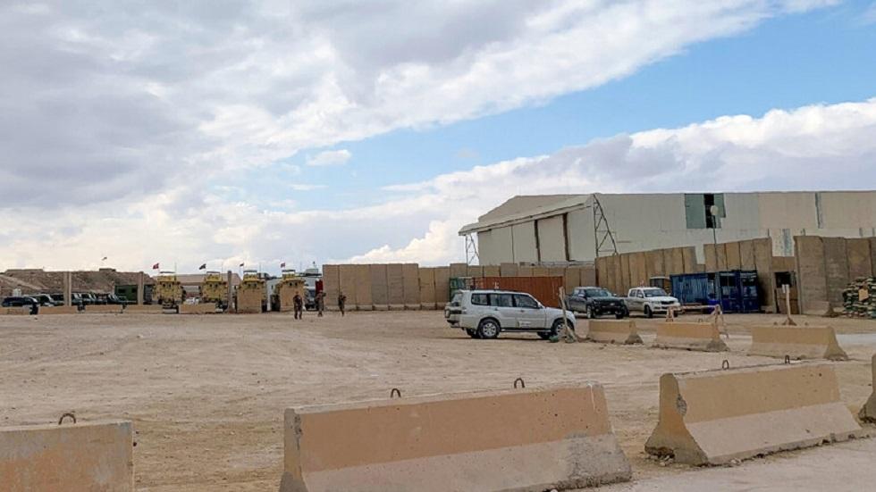 إحباط هجوم صاروخي على قاعدة تتمركز فيها قوات أمريكية غربي العراق - صور